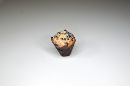 Mini Chocolat Pear Muffin