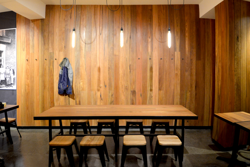 Noisette Bentleigh Internal Communal Tables