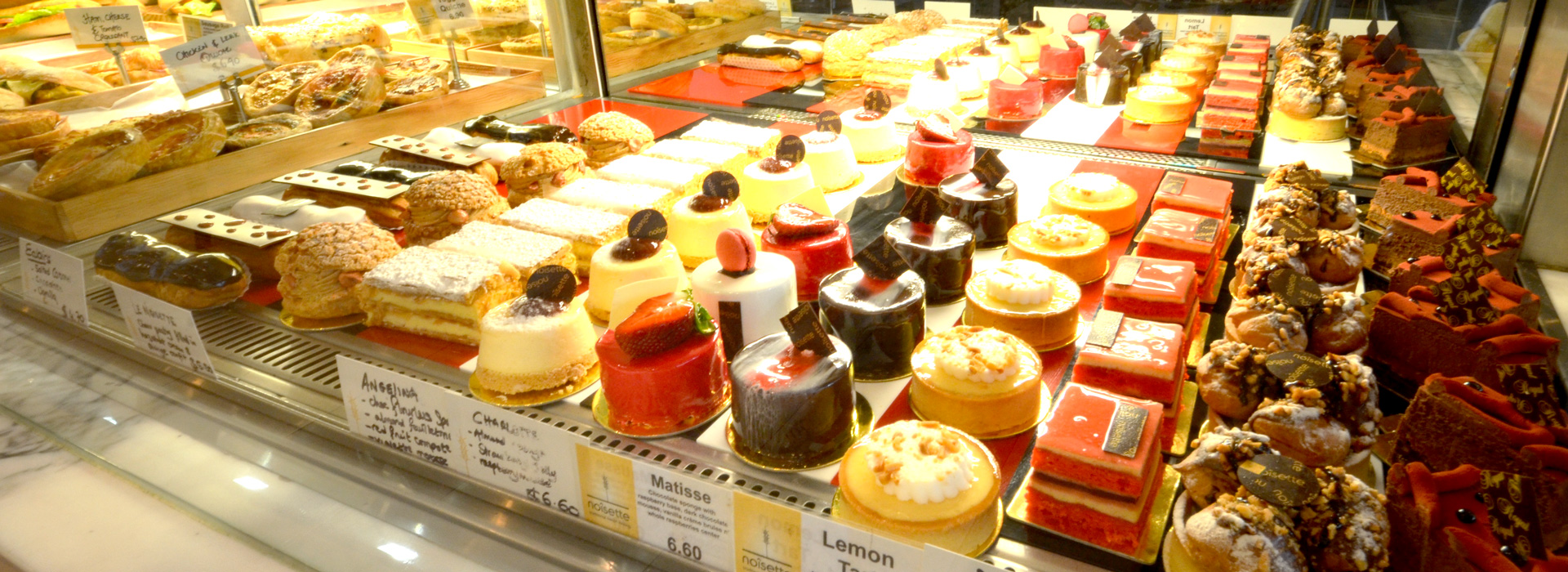 Best Cakes And Pastries Melbourne